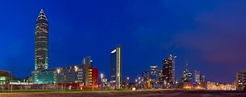 Skyscrapers - Panorama