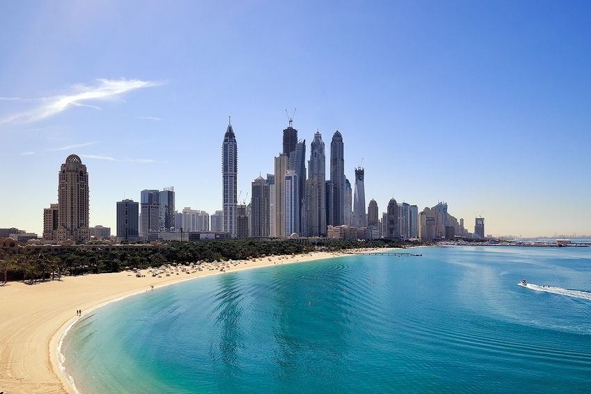 Dubai Marina [no. 1507]