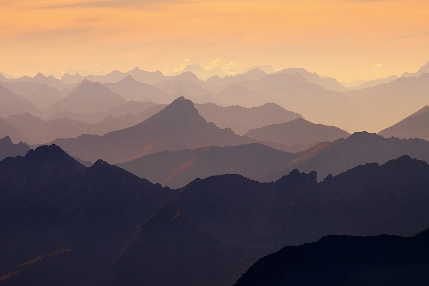 Die Alpen [no. 1158]