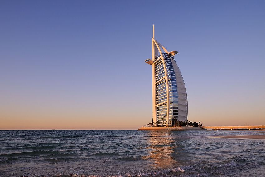 Dubai - Burj al Arab [no. 1516]