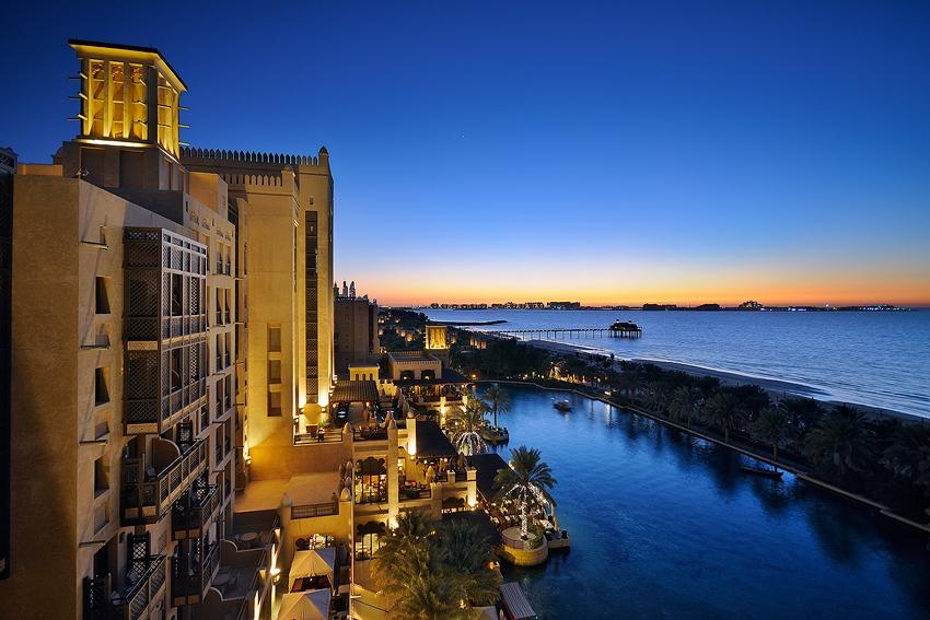 Dubai - Mina A Salam Hotel [no. 1515]