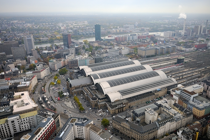 Hauptbahnhof [no. 1175]