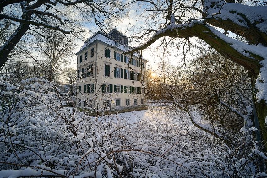 Winter: Holzhausenschlösschen [no. 1777]