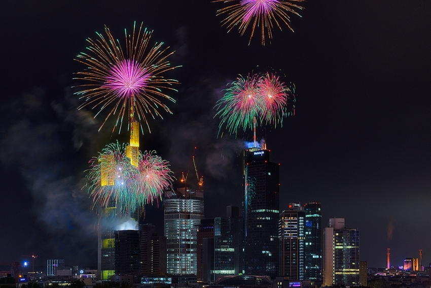 Frankfurt - Wolkenkratzerfestival 2013 [no. 1971]