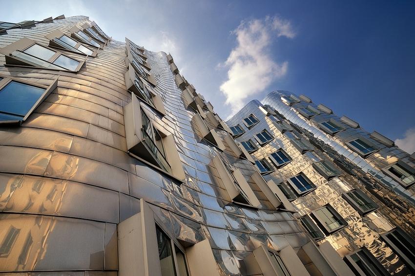 Düsseldorf - Gehry-Bauten [no. 1174]
