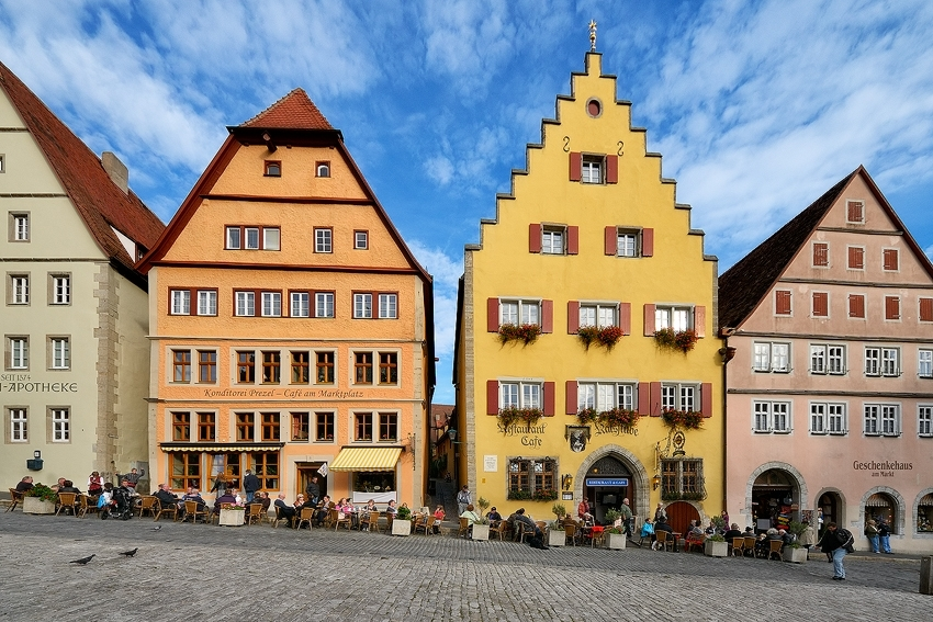 Rothenburg ob der Tauber [no. 1640]