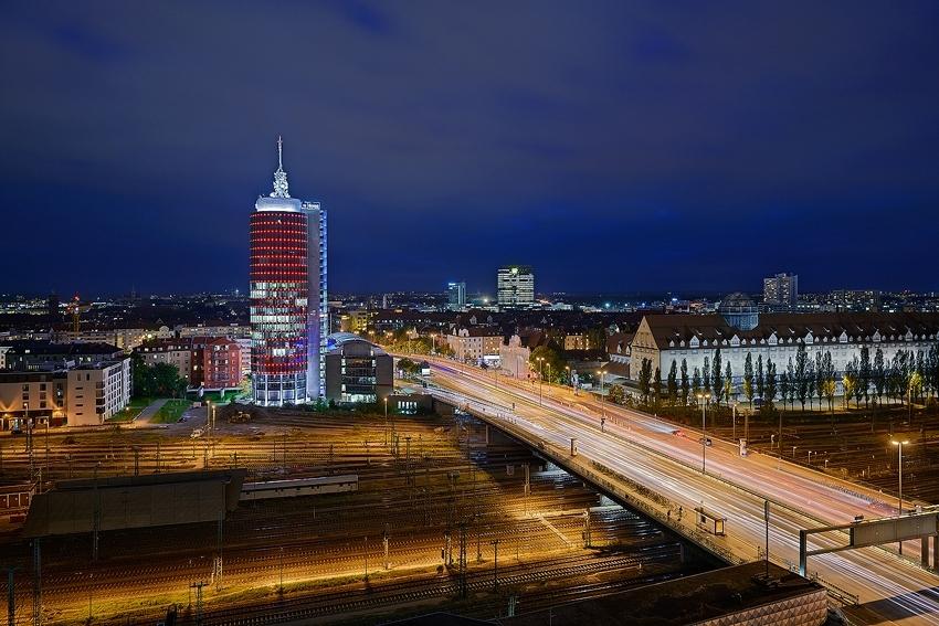 Munich - City Tower [no. 1769]