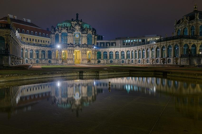 Dresden - Zwinger [No. 1941]