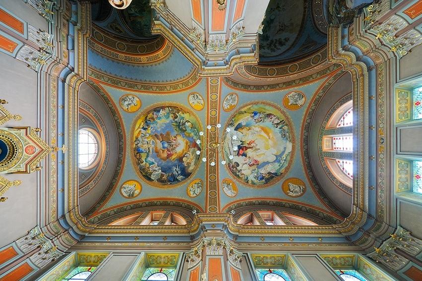 Kirche von Ortisei [no. 1357]