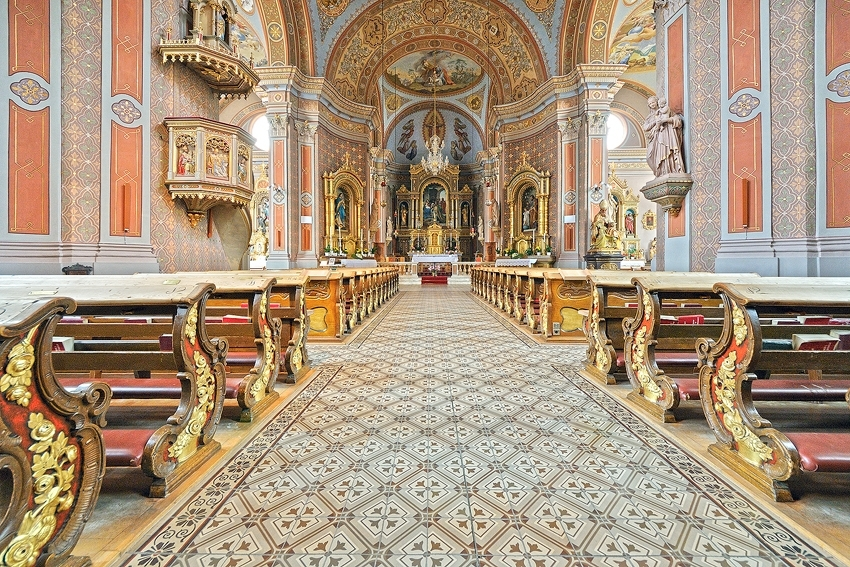 Kirche von Ortisei [no. 1356]