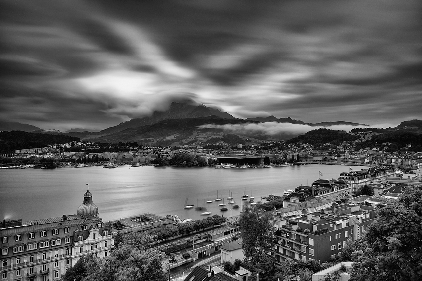 Luzern Black & White [no. 2028]