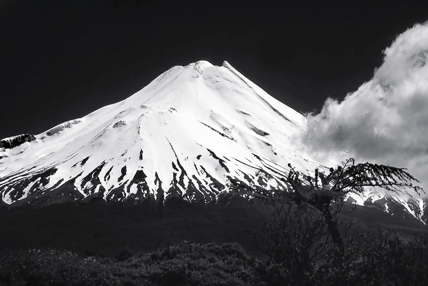 New Zealand: Mt. Taranaki  [no. 474]