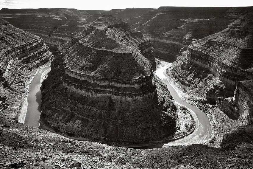 Utah: Goosenecks   [no. 470]