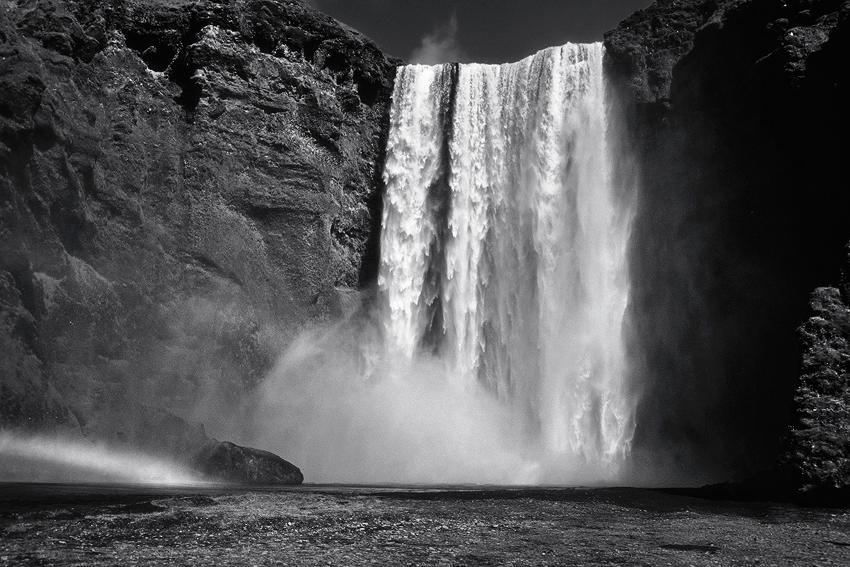 Iceland: Skogafoss [no. 491]