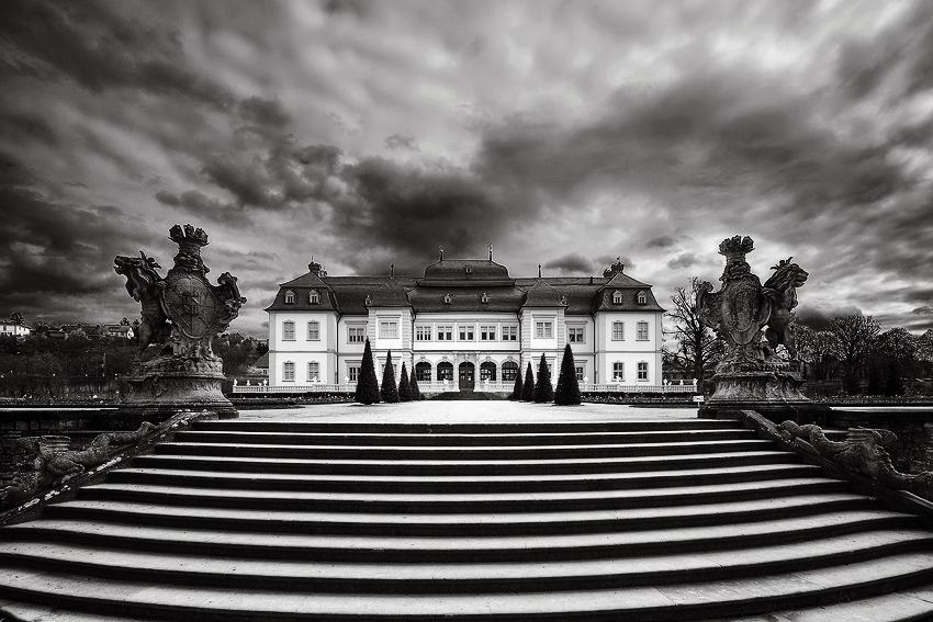 Germany: Schloss Veitshöchheim [no. 506]