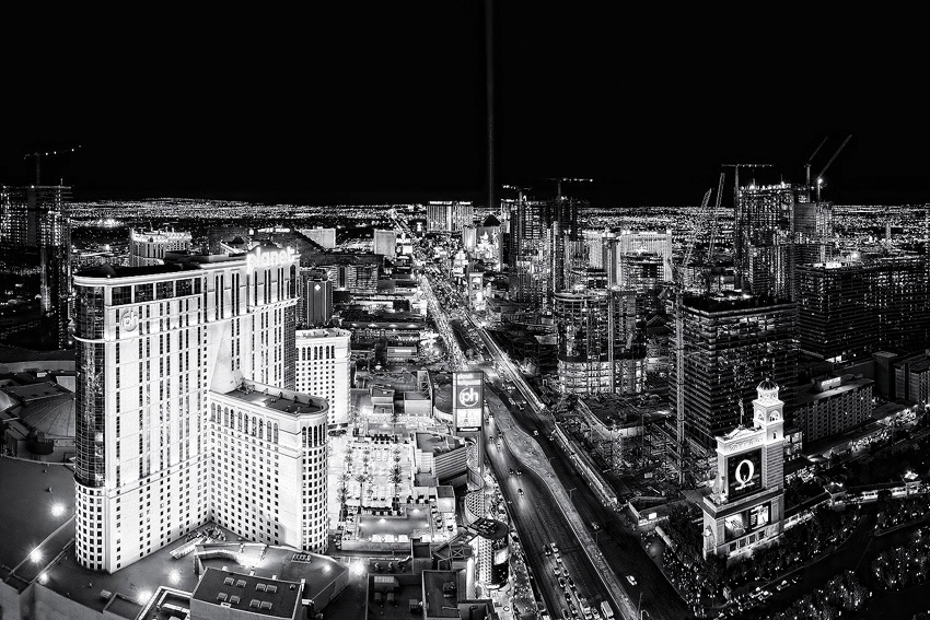 Las Vegas: @Night  [no. 507]