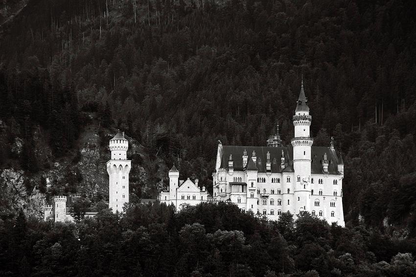 Schloss Neuschwanstein [no. 699]