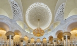 Inside Sheikh Zayed Mosque [No. 2104]