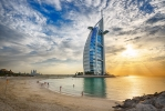 Burj al Arab Sunset  [no. 1712]