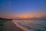 Sunset at Jumeirah Beach  [no. 1805]