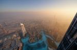 Sunset at Burj Khalifa [no. 1460]