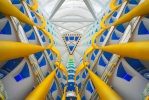 Atrium of Burj al Arab [no. 1644]