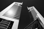 Dubai Emirates Towers [no. 1756]