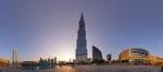 Burj Khalifa 360°-Panorama [no. 1762]