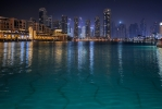Dubai Downtown and Dubai Lake  [no. 1480]