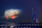 Burj al Arab Fireworks [No. 2102]