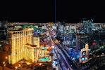 Las Vegas: The Strip @ Night  [no. 425]