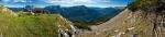 Tiroler Bergpanorama [no. 1186]