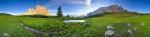 Dolomiten: 360°-Panorama [no. 1341]