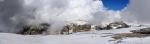 Aufziehender Sturm auf der Sella - Panorama [no. 1340]