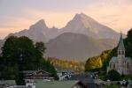 Berchtesgaden mit Watzmann  [no. 1681]